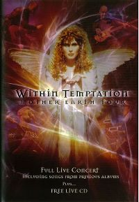 Cover Within Temptation - Mother Earth Tour [DVD]